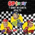 T-SHIRT ADULTO